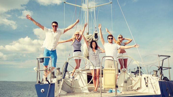 Круизы на парусных яхтах в Сочи