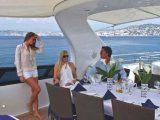 обед на яхте в сочи